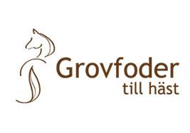 Logotyp Grovfoder till häst